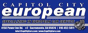 Capitol City European Logo